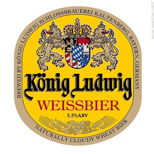 Konig Ludwig – Germany beer (made in Indonesia)